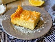 Рецепта Традиционен родопски дудник от кори за баница със сирене и грис